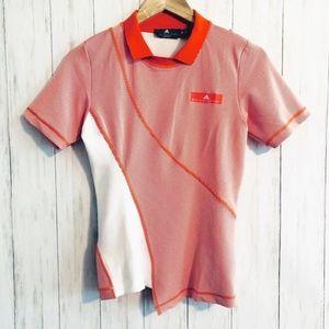 Adidas By Stella McCartney Polo Shirt Top